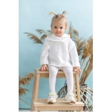 Жакет дитячий Білий 0770