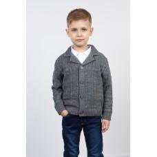 Жакет дитячий 0752 Сірий