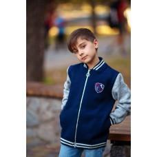 Жакет дитячий 0849 Синій