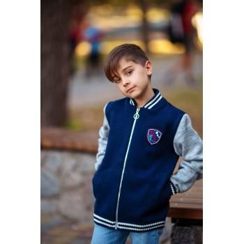 Жакет дитячий Синій 0849