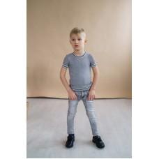 Джемпер дитячий Сірий 1293