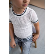 Джемпер дитячий Білий 1293