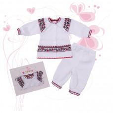 Комплект дитячий джемпер + штани Вишиванка 1233